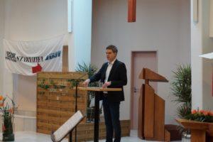 Predigt von Simon de Vries