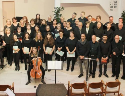 """""""Credo"""" – Konzert von Musikern der Gemeinde"""