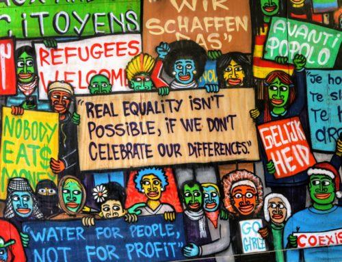 Der Religionsfreiheit und dem Recht auf Asyl verpflichtet