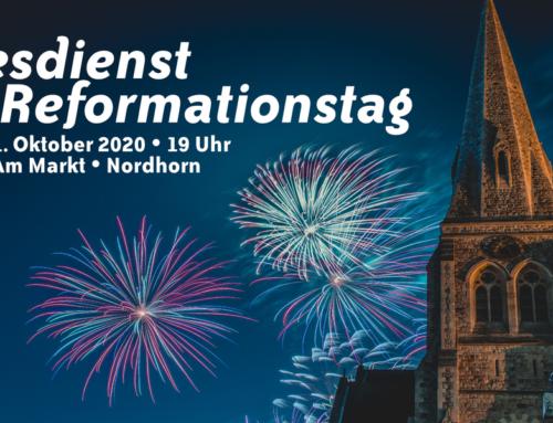 Gottesdienst zum Reformationstag 2020