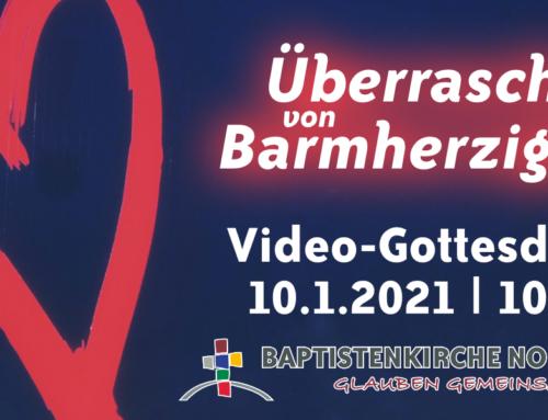 Video-Gottesdienst – Sonntag, 10.1.2021