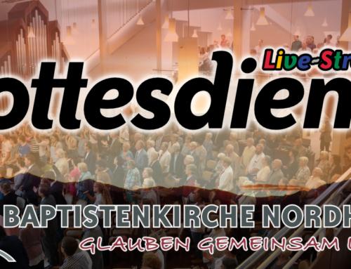 Live-Stream-Gottesdienst