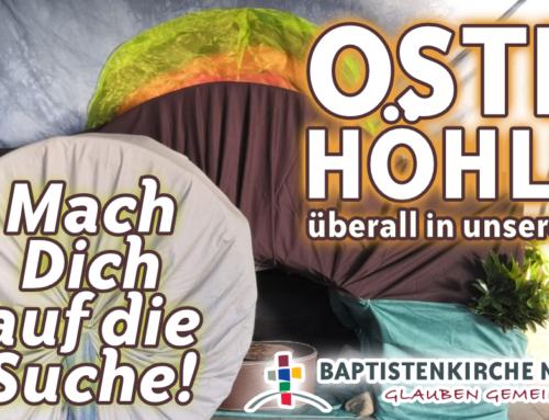 Oster-Aktion der Nordhorner Kirchen der ACK