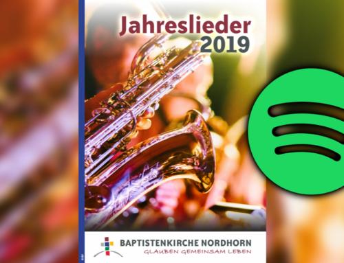 Jahreslieder 2019 Spotify